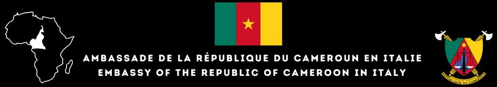 Ambassade du Cameroun en Italie